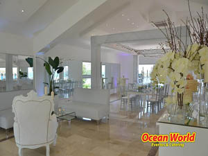 Inauguran grand salón Ocean World